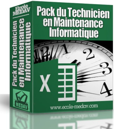 pack maintenance info Formation Maintenance Informatique   à Distance